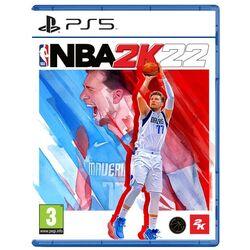 NBA 2K22 [PS5] - BAZÁR (použitý tovar) na pgs.sk
