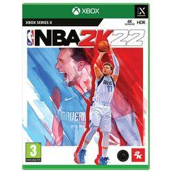 NBA 2K22 [XBOX X|S] - BAZÁR (použitý tovar) na pgs.sk