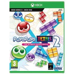 Puyo Puyo Tetris 2 [XBOX X|S] - BAZÁR (použitý tovar) na pgs.sk
