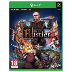 Rustler [XBOX X|S] - BAZÁR (použitý tovar) na pgs.sk