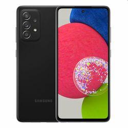 Samsung Galaxy A52s 5G, 6/128GB, black, Trieda A - použité, záruka 12 mesiacov na pgs.sk
