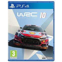 WRC 10: The Official Game [PS4] - BAZÁR (použitý tovar) na pgs.sk