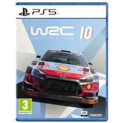 WRC 10: The Official Game [PS5] - BAZÁR (použitý tovar) na pgs.sk