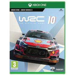 WRC 10: The Official Game [XBOX ONE] - BAZÁR (použitý tovar) na pgs.sk