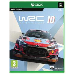 WRC 10: The Official Game [XBOX X S] - BAZÁR (použitý tovar) na pgs.sk