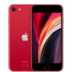 Apple iPhone SE (2020) 64GB   Red, Trieda C - použité s DPH, záruka 12 mesiacov na pgs.sk