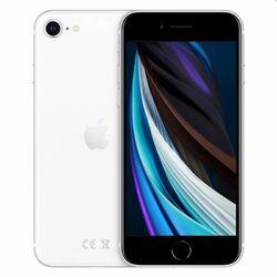 Apple iPhone SE (2020) 64GB   White, Trieda A - použité s DPH, záruka 12 mesiacov na pgs.sk
