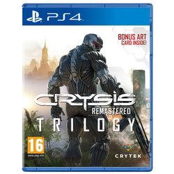 Crysis:Trilogy (Remastered) [PS4] - BAZÁR (použitý tovar) na pgs.sk