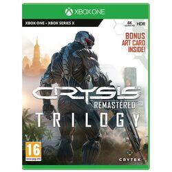 Crysis:Trilogy (Remastered) [XBOX ONE] - BAZÁR (použitý tovar) na pgs.sk
