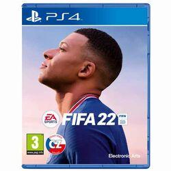 FIFA 22 CZ [PS4] - BAZÁR (použitý tovar) na pgs.sk