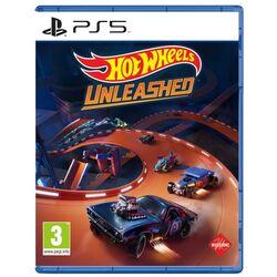Hot Wheels Unleashed [PS5] - BAZÁR (použitý tovar) na pgs.sk