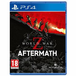 World War Z: Aftermath [PS4] - BAZÁR (použitý tovar) na pgs.sk