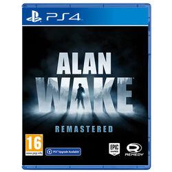 Alan Wake Remastered [PS4] - BAZÁR (použitý tovar) na pgs.sk