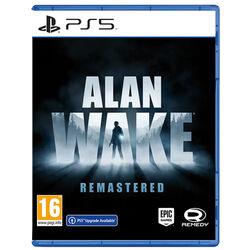 Alan Wake Remastered [PS5] - BAZÁR (použitý tovar) na pgs.sk