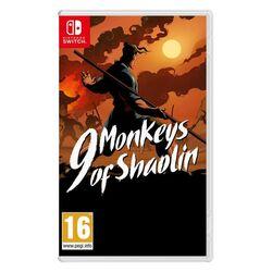9 Monkeys of Shaolin na progamingshop.sk