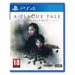 A Plague Tale: Innocence CZ [PS4] - BAZÁR (použitý tovar) na progamingshop.sk
