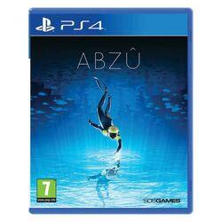 ABZU [PS4] - BAZÁR (použitý tovar) na progamingshop.sk