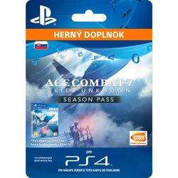 Ace Combat 7: Skies Unknown (SK Season Pass) na pgs.sk