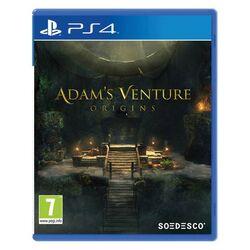 Adam's Venture Origins na pgs.sk