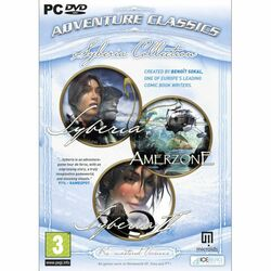 Adventure Classics: Syberia Collection na progamingshop.sk