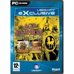 Age of Empires (Gold Edition) na progamingshop.sk