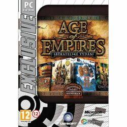 Age of Empires (Zberateľské vydanie) na progamingshop.sk