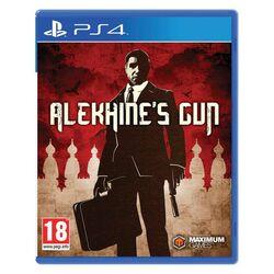 Alekhine's Gun na progamingshop.sk