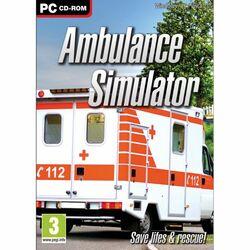 Ambulance Simulator na progamingshop.sk