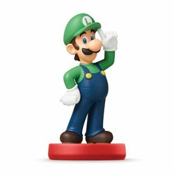 amiibo Luigi (Super Mario) na progamingshop.sk