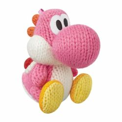 amiibo Pink Yarn Yoshi (Yoshi's Woolly World) na pgs.sk