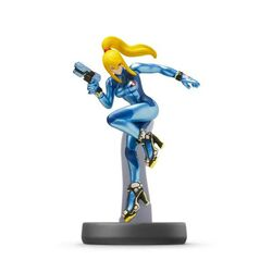 amiibo Zero Suit Samus (Super Smash Bros) na progamingshop.sk