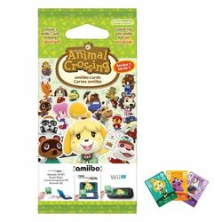 Animal Crossing amiibo Cards (Series 1) na progamingshop.sk