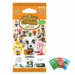 Animal Crossing amiibo Cards (Series 2) na progamingshop.sk