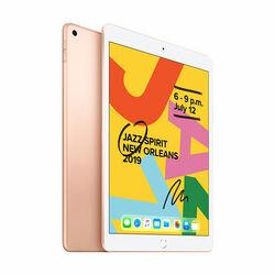Apple iPad (2019), Wi-Fi + Cellular, 128GB, Gold na progamingshop.sk