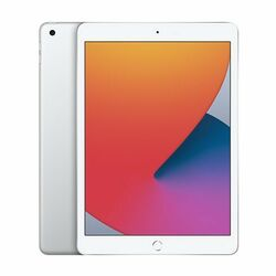 Apple iPad (2020), Wi-Fi, 128GB, Silver na progamingshop.sk