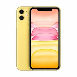 Apple iPhone 11 128GB Yellow na progamingshop.sk