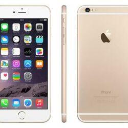 Apple iPhone 6, 128GB | Gold, Trieda C - použité, záruka 12 mesiacov na progamingshop.sk