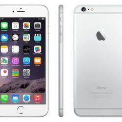 Apple iPhone 6 Plus, 16GB | Silver, Trieda B - použité, záruka 12 mesiacov na progamingshop.sk