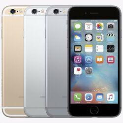 Apple iPhone 6 Plus, 64GB | Space Gray, Trieda B - použité, záruka 12 mesiacov + fólia ILUV Clear Protective Film Kit na progamingshop.sk