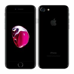 Apple iPhone 7, 128GB | Jet Black, Trieda C - použité, záruka 12 mesiacov na pgs.sk