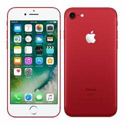 Apple iPhone 7, 128GB | Red, Trieda C - použité, záruka 12 mesiacov na progamingshop.sk