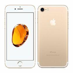 Apple iPhone 7, 32GB   Gold, Trieda B - použité, záruka 12 mesiacov na pgs.sk