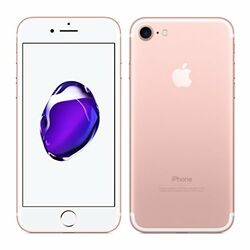 Apple iPhone 7, 32GB | Rose Gold, Trieda B - použité, záruka 12 mesiacov na progamingshop.sk