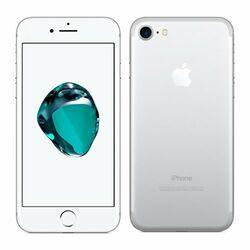 Apple iPhone 7, 32GB   Silver, Trieda B - použité, záruka 12 mesiacov na pgs.sk