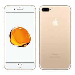 Apple iPhone 7 Plus, 128GB | Gold, Trieda C - použité, záruka 12 mesiacov na progamingshop.sk