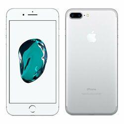 Apple iPhone 7 Plus, 128GB | Silver, Trieda C - použité, záruka 12 mesiacov na pgs.sk