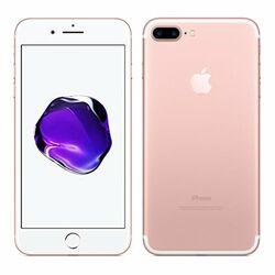 Apple iPhone 7 Plus, 32GB   Rose Gold, Trieda B - použité, záruka 12 mesiacov na pgs.sk