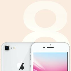 Apple iPhone 8 256GB Silver na pgs.sk
