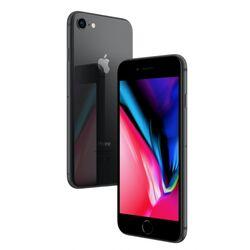 Apple iPhone 8, 256GB   Space Gray, Trieda A+ - použité, záruka 12 mesiacov na pgs.sk