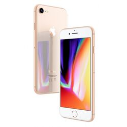 Apple iPhone 8, 64GB | Gold, Trieda A - použité, záruka 12 mesiacov na pgs.sk